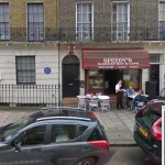 Speedy's sandwich bar from Google Street View