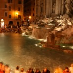 Trevi fountain from my trip to Rome (photo by Erik R.)