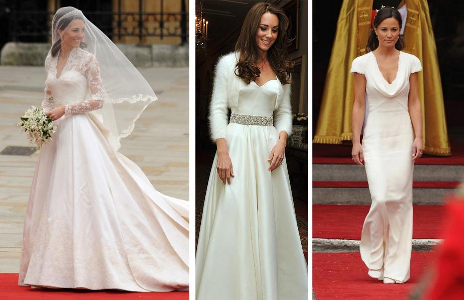Pippa middleton dress kate wedding for Kate middleton wedding pippa dress