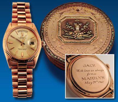 JFK's Rolex