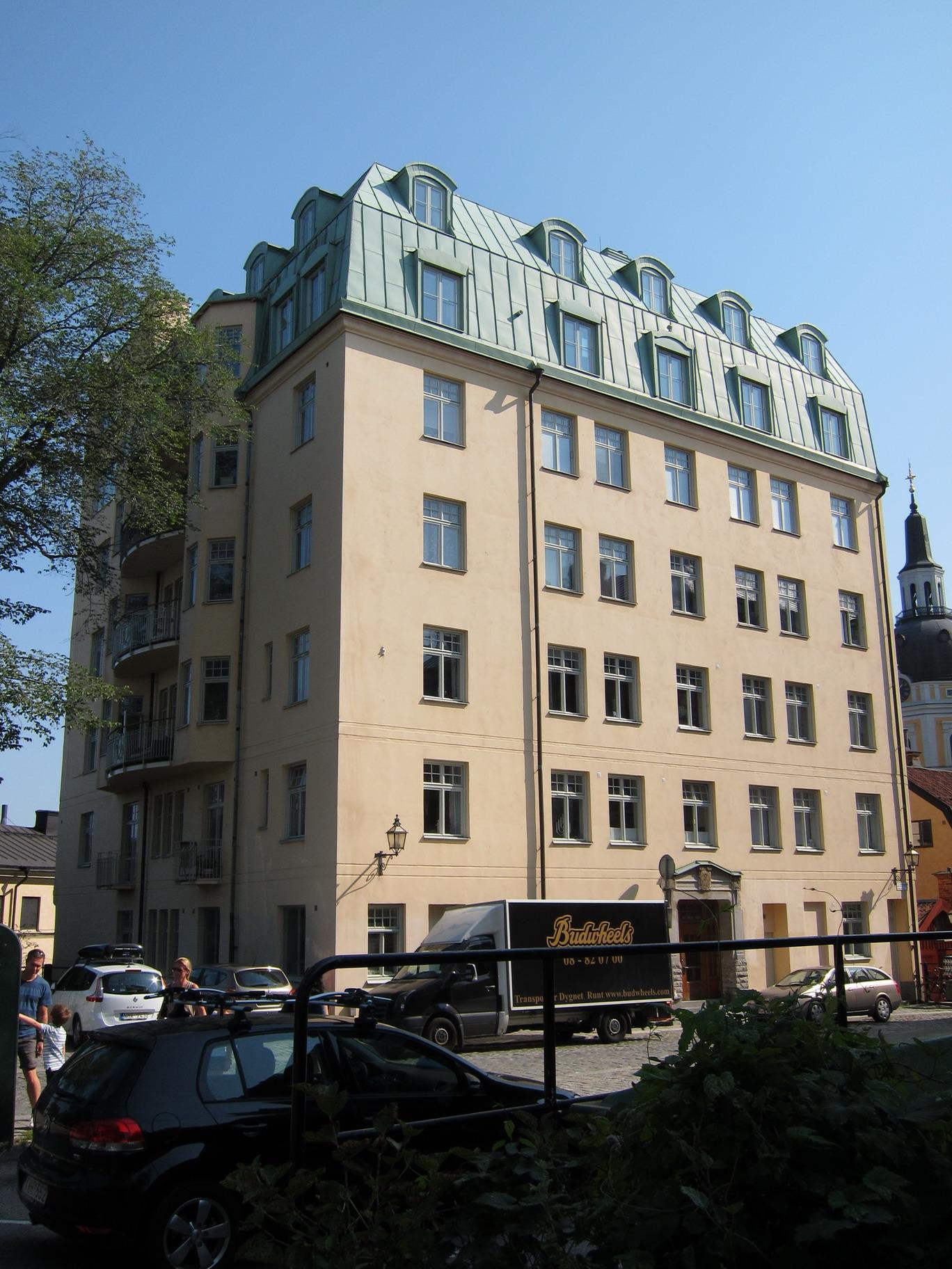 Lisbeth Salander S New Apartment