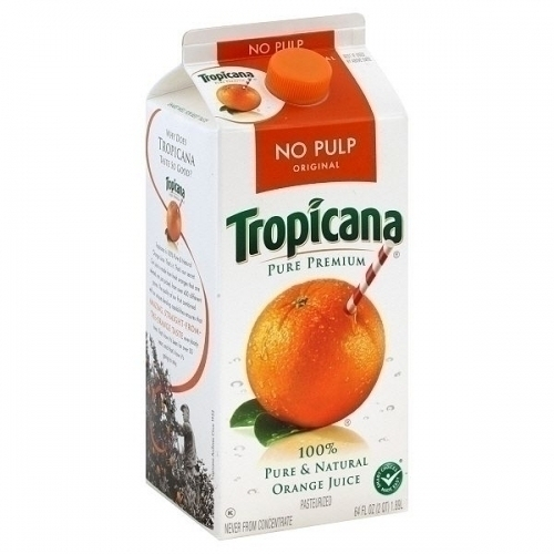Tropicana in The Big Bang Theory - Brands & Films