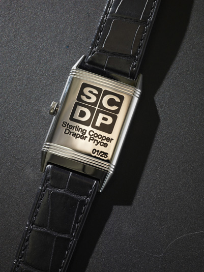 would you like to have a mad men inspired wrist watch brands jaeger lecoultre mad men watch ""