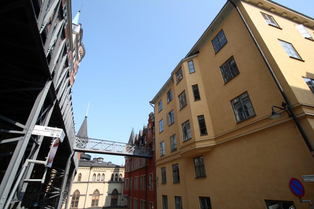 Mikael Blomkvist S Apartment