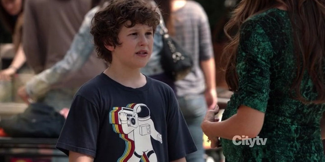 Another Threadless T-shirt in Modern Family