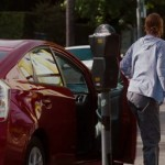 Toyota Prius mocked in No Strings Attached