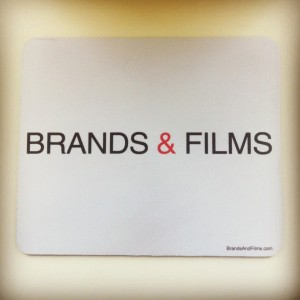 Brands & Films mousepad