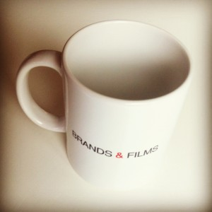 Brands & Films mug
