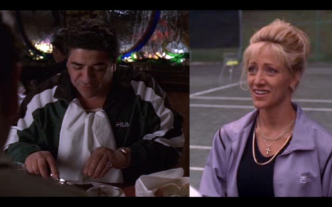 Product placement in Sopranos