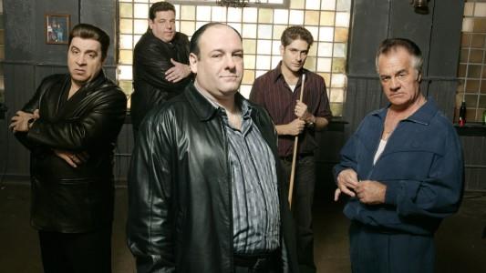 The Sopranos crew