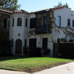 Stalking in Los Angeles: Houses from Modern Family