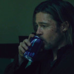 In your face product placement in World War Z