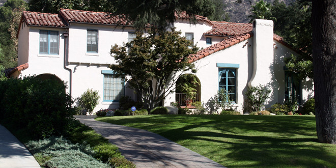 Stalking in Los Angeles: Casa Walsh from Beverly Hills 90210