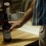 Budweiser in Man of Steel (2013, Warner Bros., screen capture)