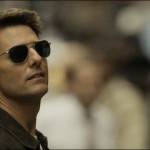 Tom Cruise's sunglasses in Oblivion
