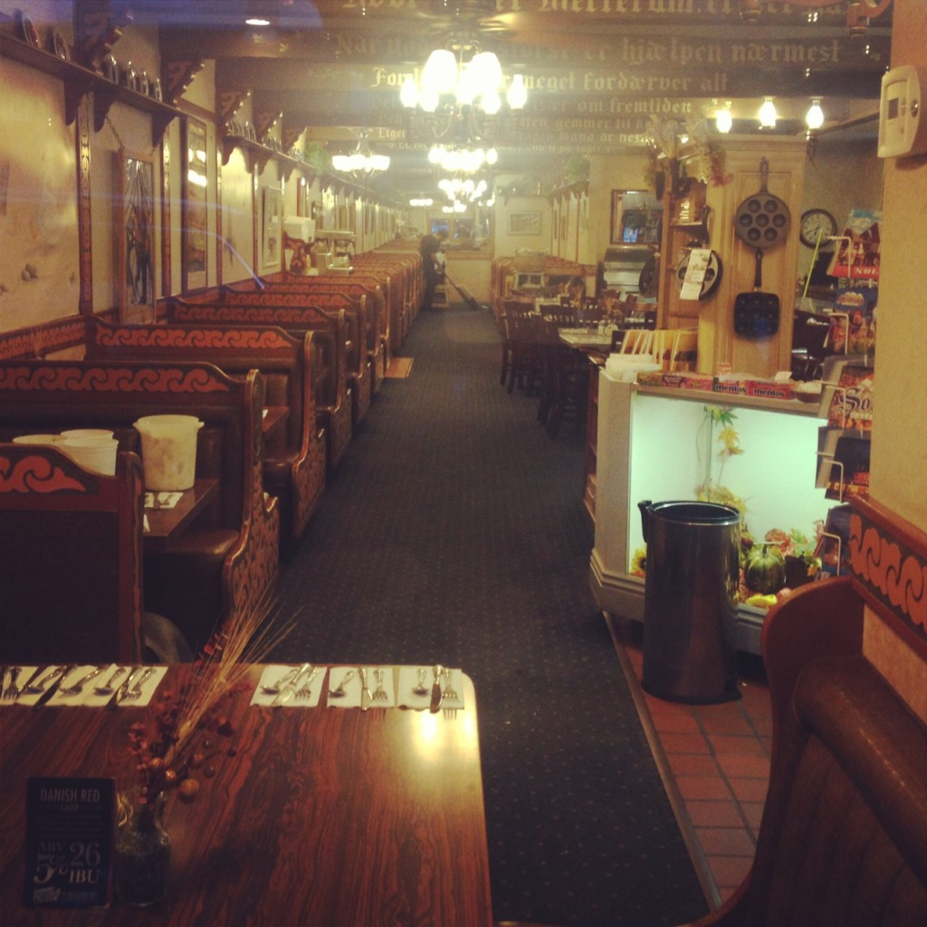 Stalking In Solvang Restaurant From Sideways Brands Films