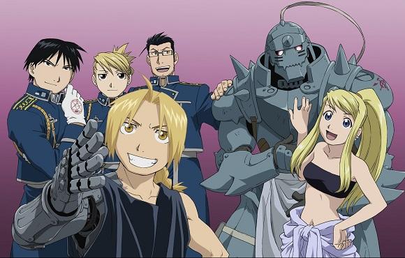 The Best TV Shows Ever: Fullmetal Alchemist: Brotherhood ...