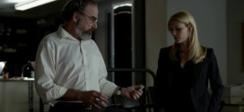 Black Jack chewing gum in Homeland