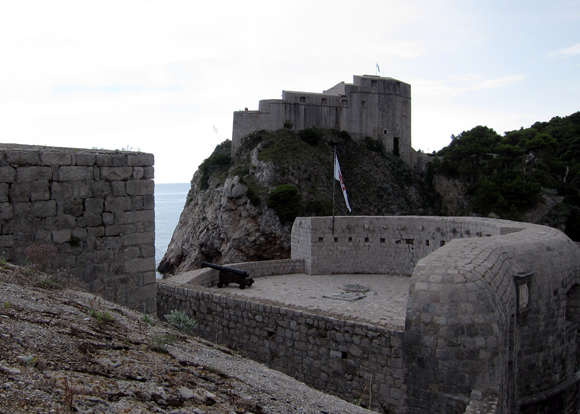 King's Landing / Fort Lovrijenac (photo by Erik R.)