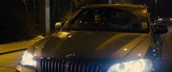 BMW X5 in Locke (2013, A24, screen capture)