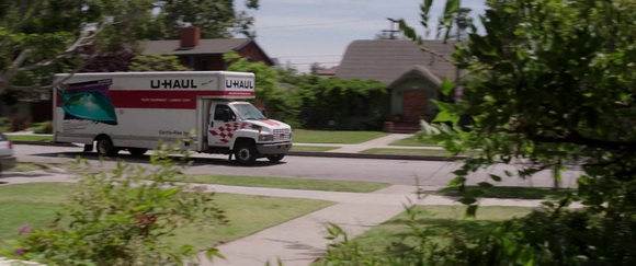 U-Haul in Neighbors (2014, Universal, screen capture)