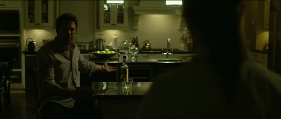Singani 63 in Gone Girl (2014, 20th Century Fox, screen capture)