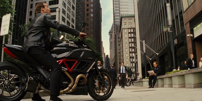 Product placement in pictures: Jack Ryan Shadow Recruit