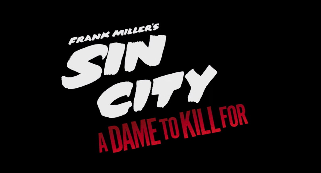 Sin City: A Dame to Kill For (2014, Dimension Films, screen capture)