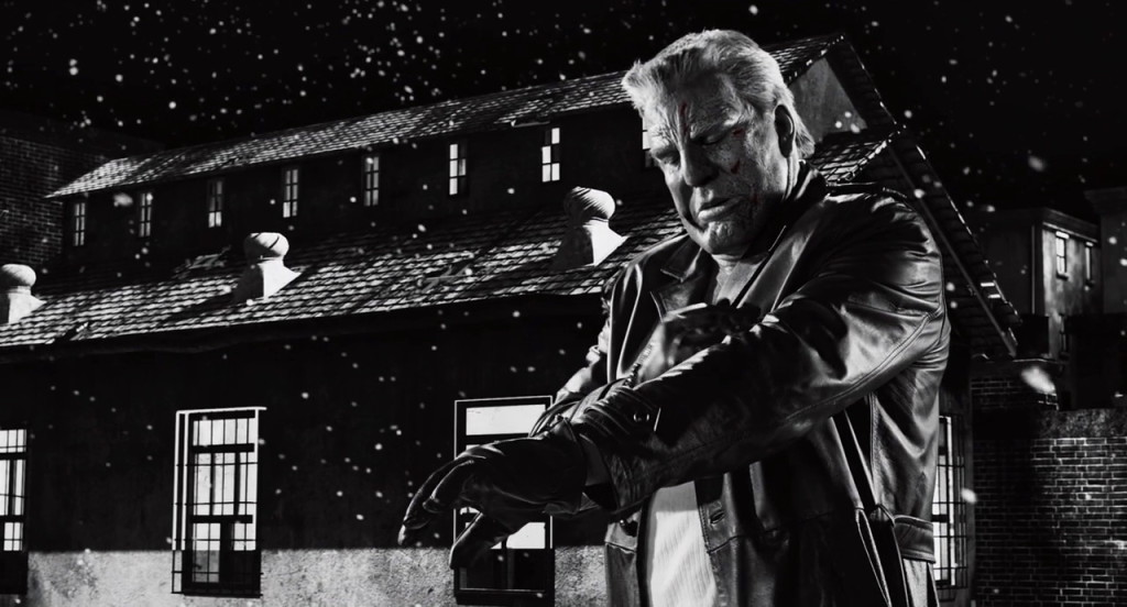 Bernini coat from Sin City: A Dame to Kill For (2014, Dimension Films, screen capture)