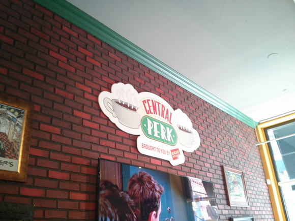 Central Perk in New York (photo by Urša V.)