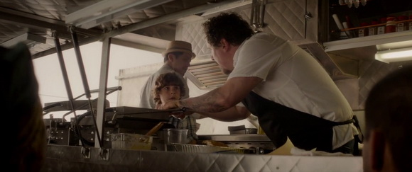 Cubano sendwich from the movie Chef (2014, Open Road Films, screen capture)