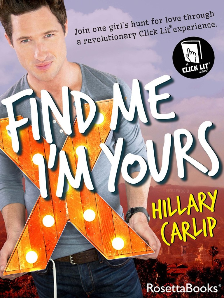 Hillary Carlip's 'Find Me I'm Yours'