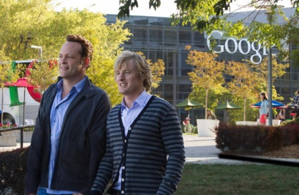 Google in The Internship (2013, 20th Century Fox)