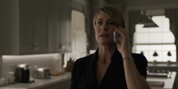 Product placement slideshow: House of Cards 3