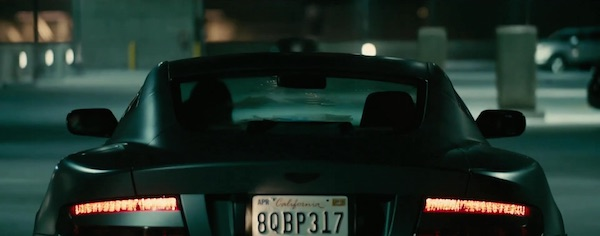 Aston Martin in Furious 7 (2015, Universal, screen capture)