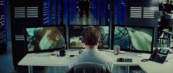 Halo 5 in Mission: Impossible - Rogue Nation (2015, Paramount, screen capture)