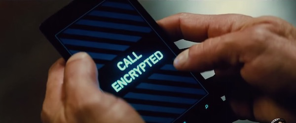 Windows phone in Mission: Impossible - Rogue Nation (2015, Paramount, screen capture)