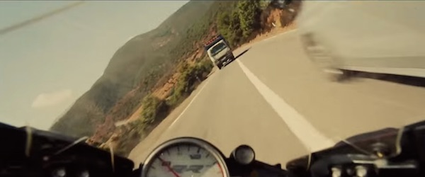 BMW S 1000 RR in Mission: Impossible - Rogue Nation (2015, Paramount, screen capture)