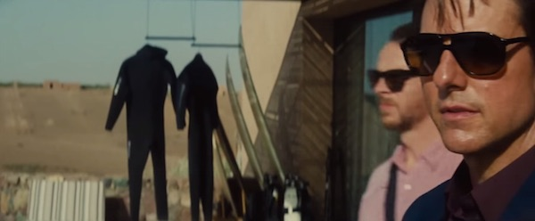 L.G.R Tangeri sunglasses in Mission: Impossible - Rogue Nation (2015, Paramount, screen capture)