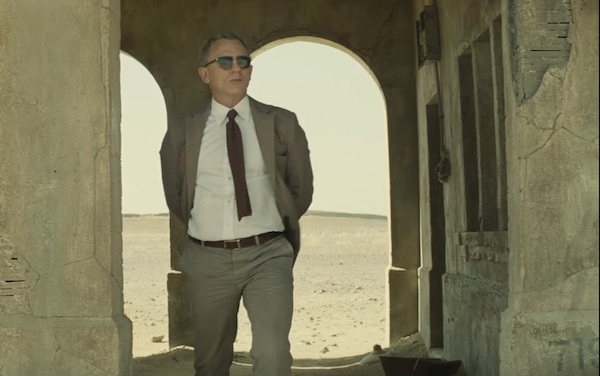 Tom Ford's Henry Sunglasses in Spectre (2015, Sony Pictures and Columbia, screen capture)