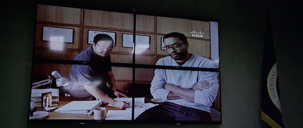 Cisco's product placement in The Martian (2015, 20th Century Fox, screen capture)